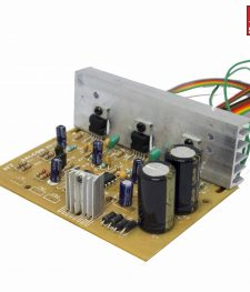 2.1 LM1875 NE5532 Audio amplifier