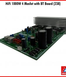 HiFi 1000W 4 Mosfet with BT Board(238)