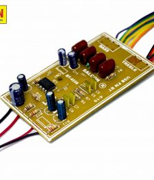 4558 Bass Treble Control Preamp Board(194)