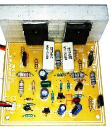 TKR 2 Mosfet Mono TTC5200 TTA1943 Board