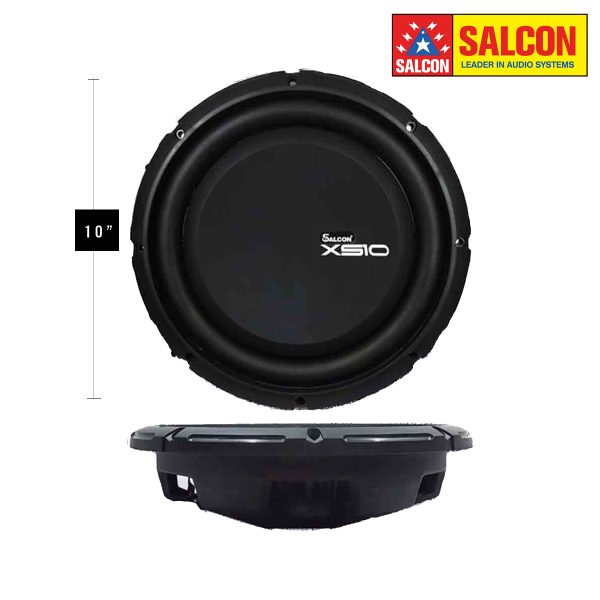 "10"" Car Audio Pro Subwoofer Front"