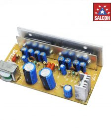 80W Stereo 1185 IC based Audio Amplifier Soundcard(188)