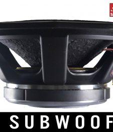 18″ ProAudio Subwoofer