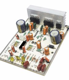7297 Double IC with BT Kit