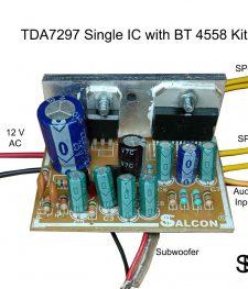 TDA7297 Single IC MONO Audio Amplifier