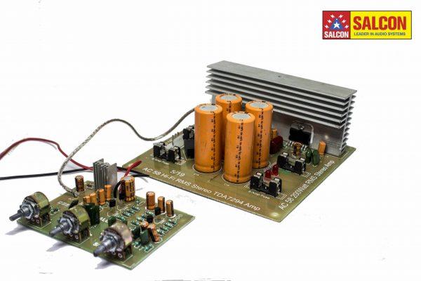 AC58 TDA7294 Home Audio Stereo Amplifer
