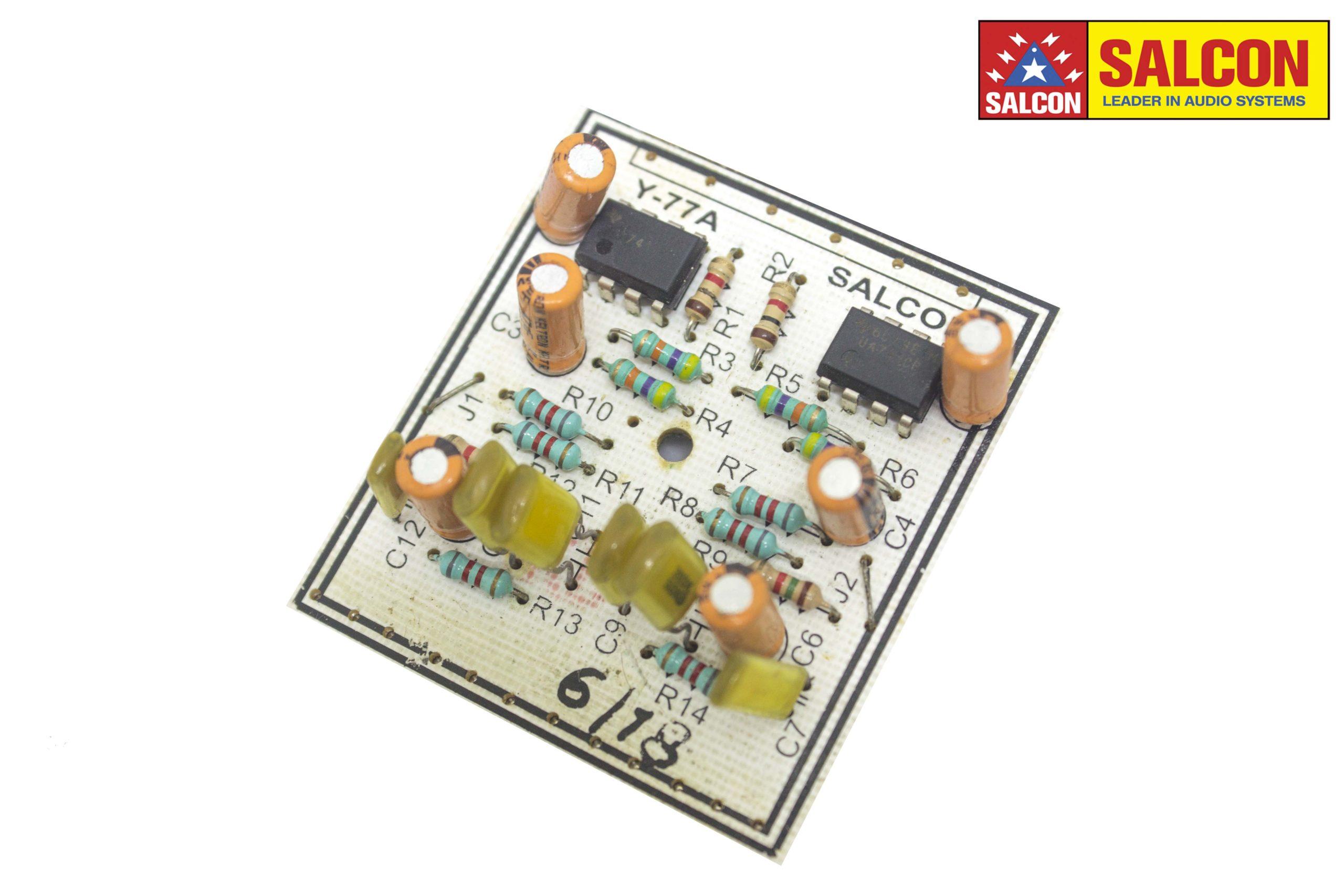 BT 741 Keltron Salcon Electronics