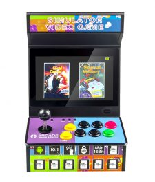 1 Player Mini Arcade Game Machine 2200-in-1