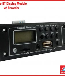 Vire BT Display Module w/ Recorder(121)