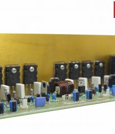 8 Mosfet Pro Gold Stereo Series(215)