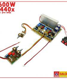 1600W 4440 Based Amp Kit(164)
