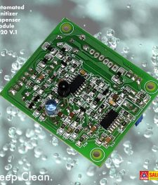 Automatic Hand Sanitizer Dispenser Circuit Board