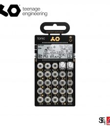 Teenage Engineering :: PO-32 TONIC Pocket Drum Machine