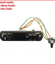 108BT Bluetooth module with Rotary Encoders with Bass/Treble(123)