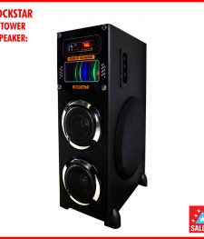 ROCKSTAR TOWER SPEAKER