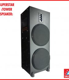superstar tower speaker