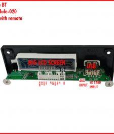 Vire BT  module-020  BT with remote