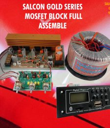 SALCON GOLD SERIES  MOSFET BLOCK FULL ASSEMBLE (103)
