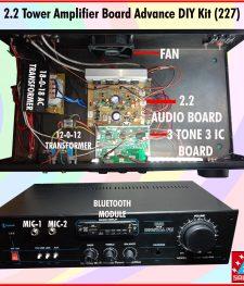 2.2 Tower Amplifier Board Advance DIY KIT (227)