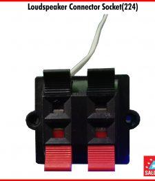 Loudspeaker Connector Socket(224)