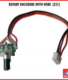 ROTARY ENCODERS WITH WIRE  (221)