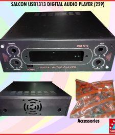 SALCON USB1313 DIGITAL AUDIO PLAYER (229)