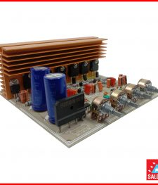 Toshiba (6 MOSFET) AUDIO AMPLIFIER WITH BASS TREBLE (256)