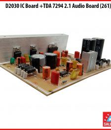D2030 IC Board +TDA 7294 2.1 Audio Board (261)