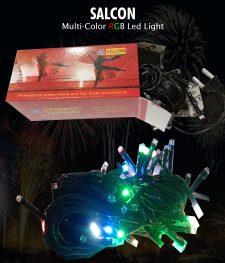 SALCON  Multi-Color RGB Led Light (272)