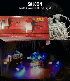 SALCON outdoor / indoor Multi-Color RGB Led Light (273)
