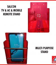 SALCON  TV & AC & MOBILE  REMOTE STAND (284)