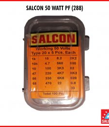 SALCON P.F WORKING 50 VOLTS (288)